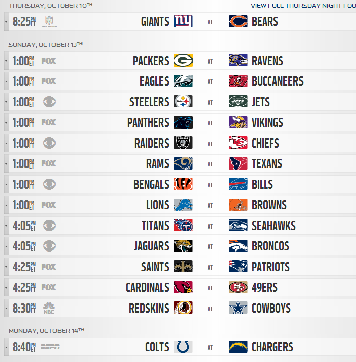 Nfl Schedule 2013 Complete Detroit Lions Regular Season Schedule Detroit Jock City A Detroit Sports Blog