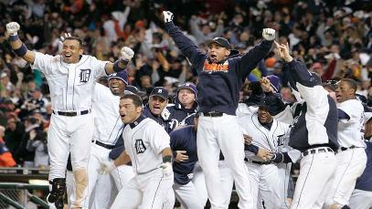 Throwback Thursday The Detroit Tigers March To World Series Video