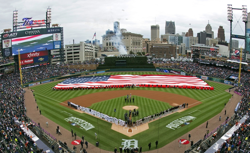 Detroit Tigers All Time 25 Man Roster
