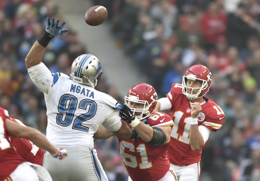 Detroit Lions Two Deep Depth Chart Heading Into Camp Page 11