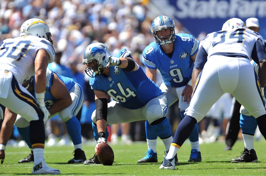 Detroit Lions Two Deep Depth Chart Heading Into Camp Page 10