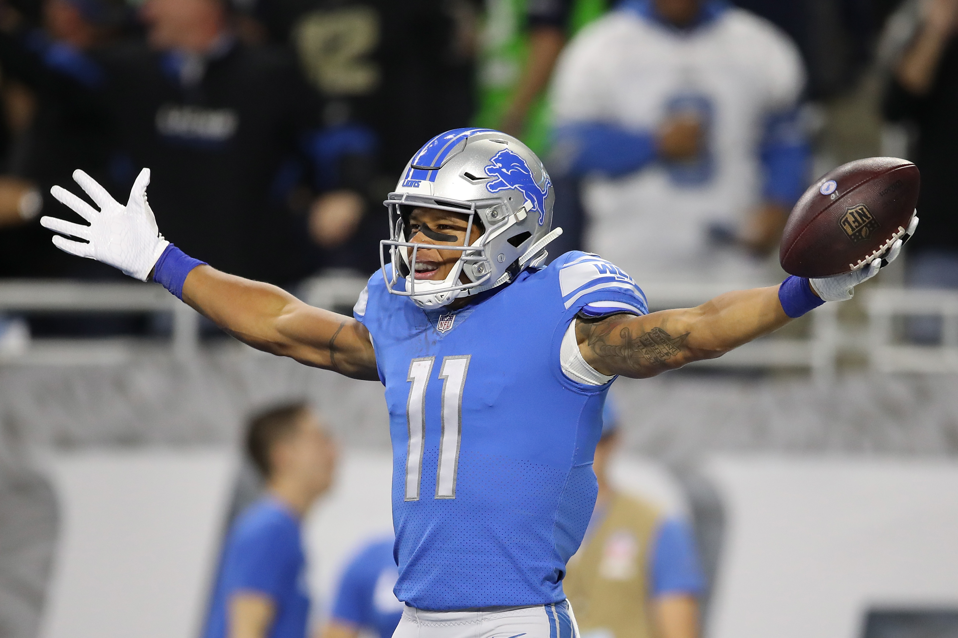 Marvin Jones Jr will be the Detroit Lions difference maker on Offense