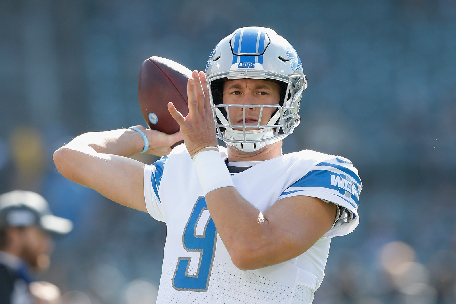 Detroit Lions: Stafford family continues to give back to Detroit community