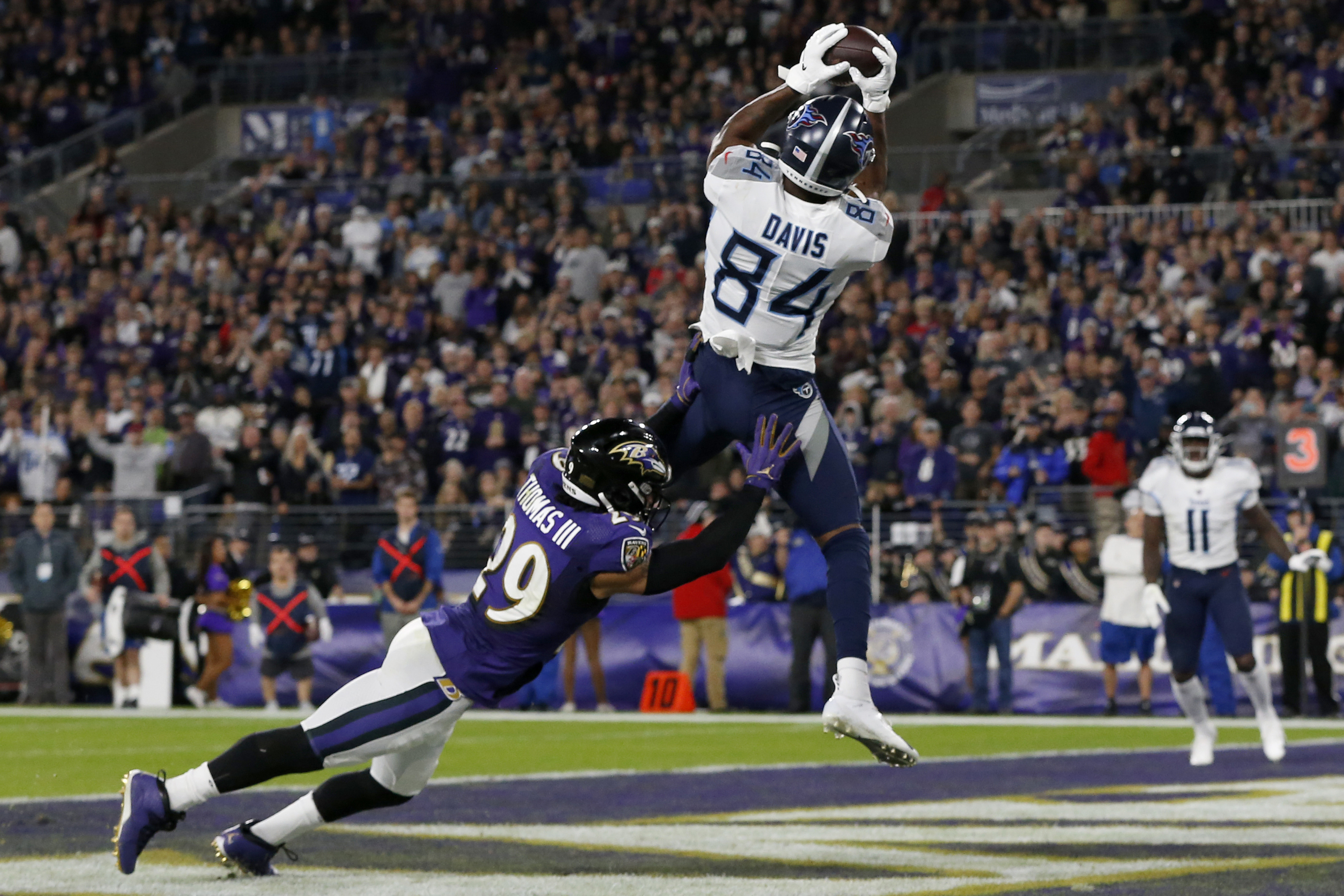 Detroit Lions: Trading for Corey Davis good for both organizations