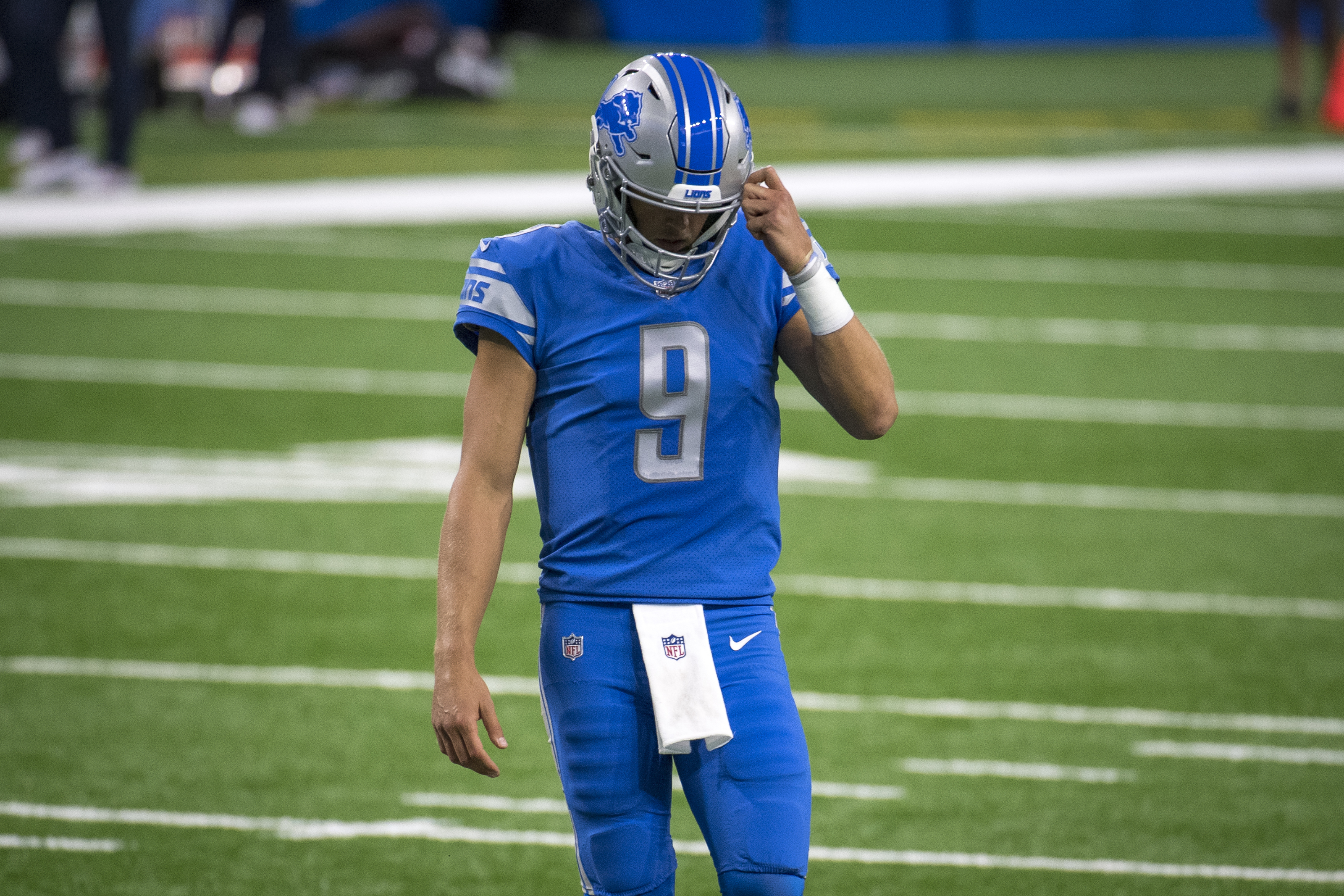 Detroit Lions: Matthew Stafford is not the problem with this team
