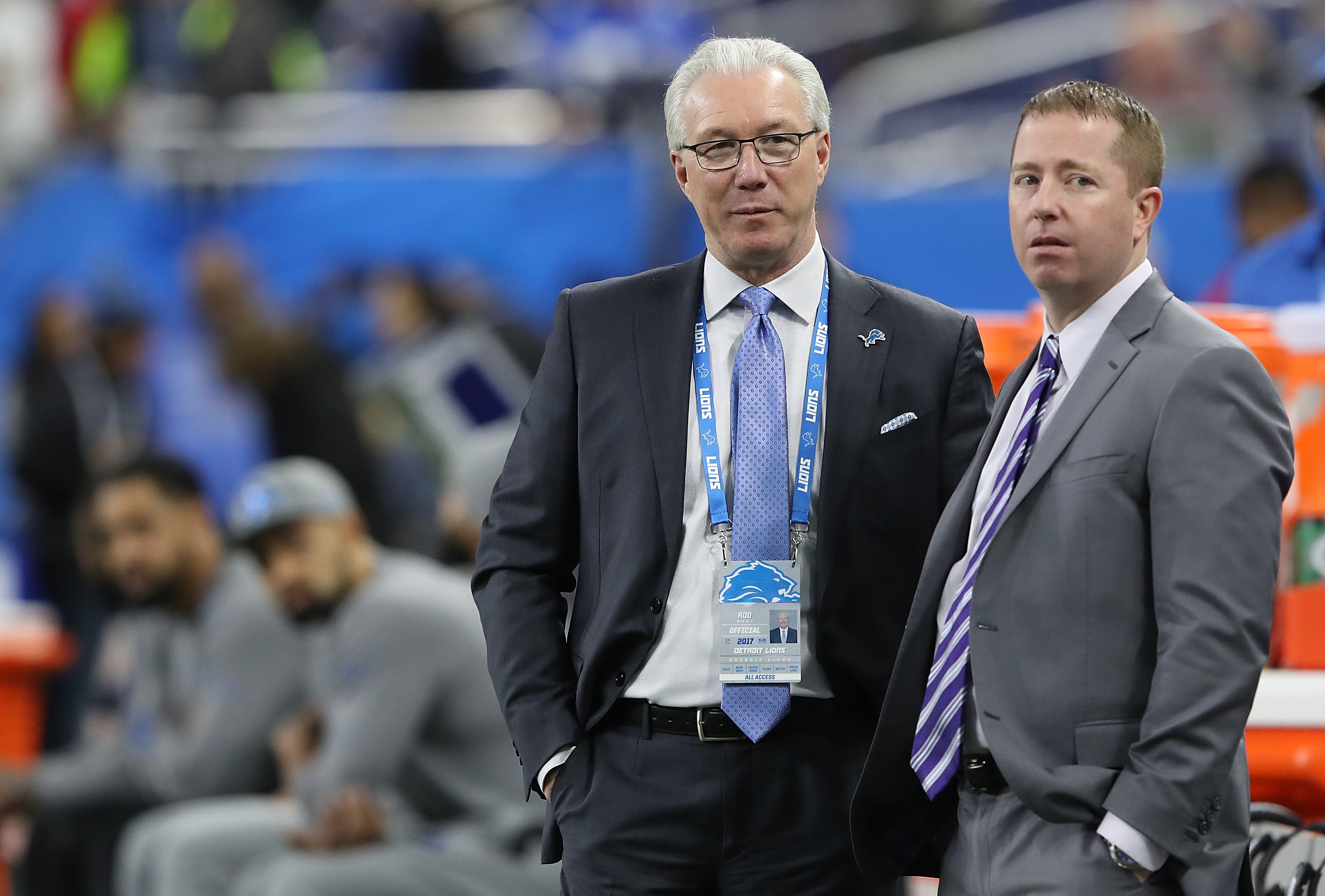 JUST IN: Detroit Lions complete first head coaching interview