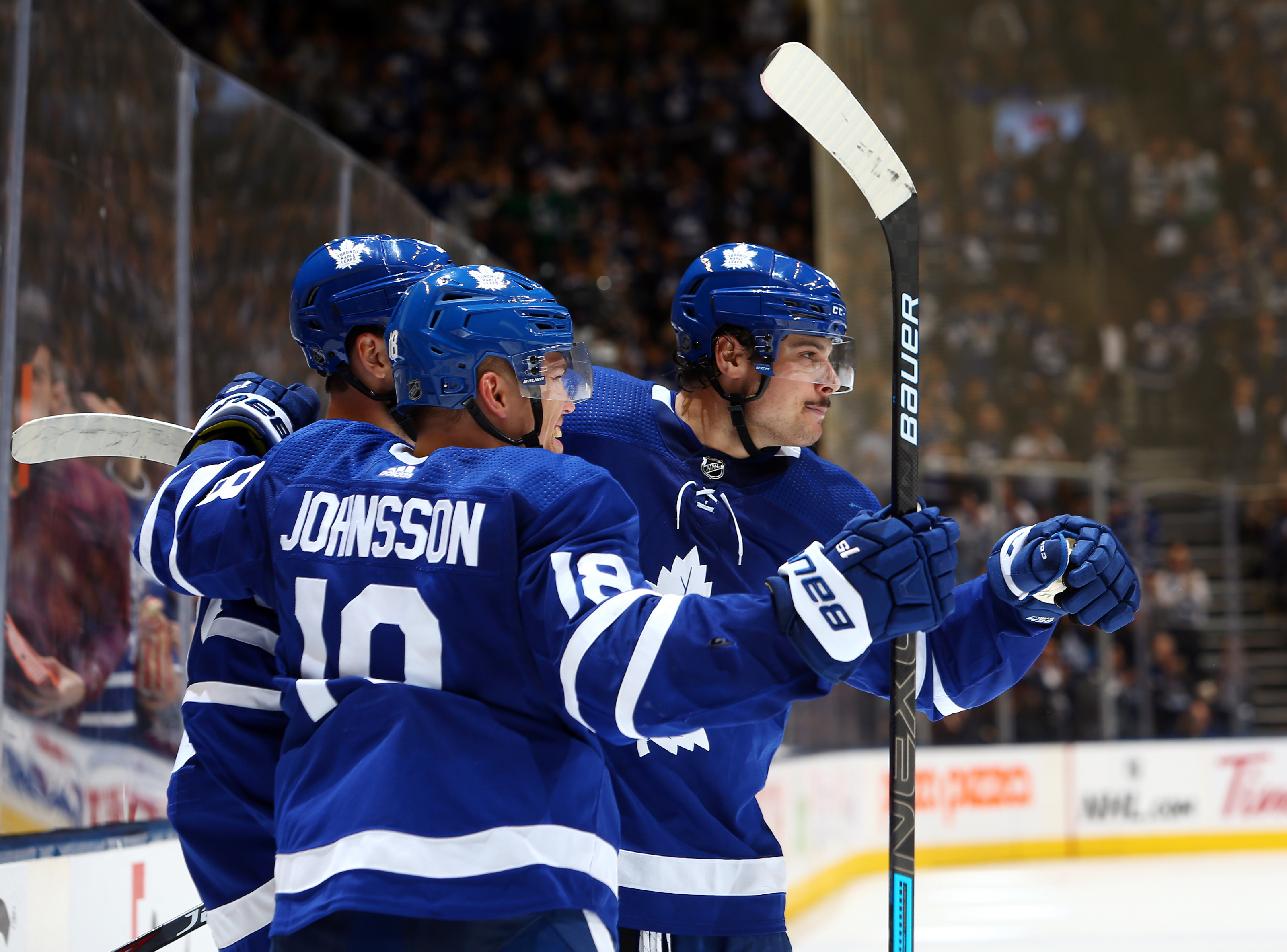 Red Wings Should Explore Poaching Toronto Maple Leafs Players