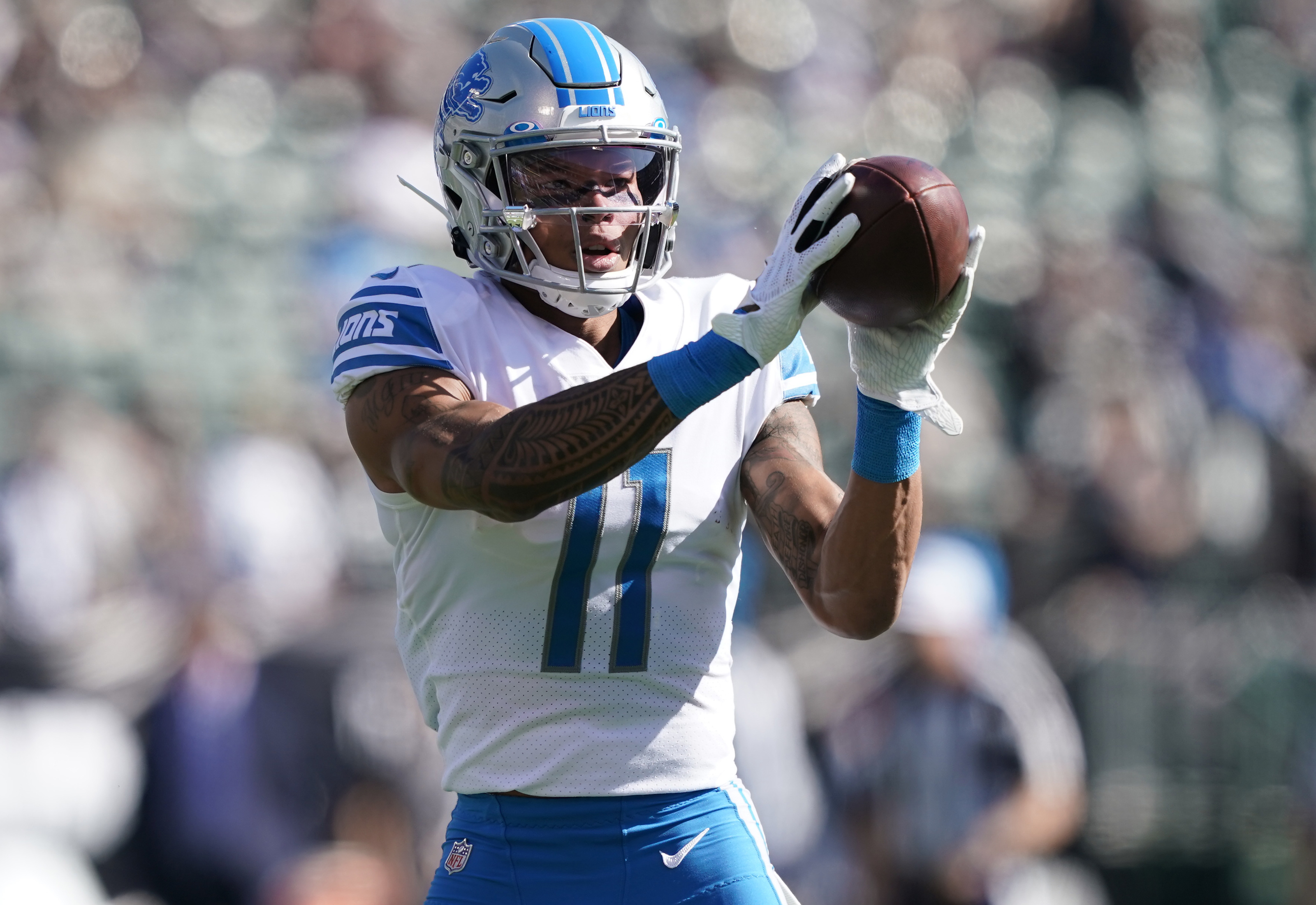 Detroit Lions Making The Case To Re Sign Receiver Marvin Jones