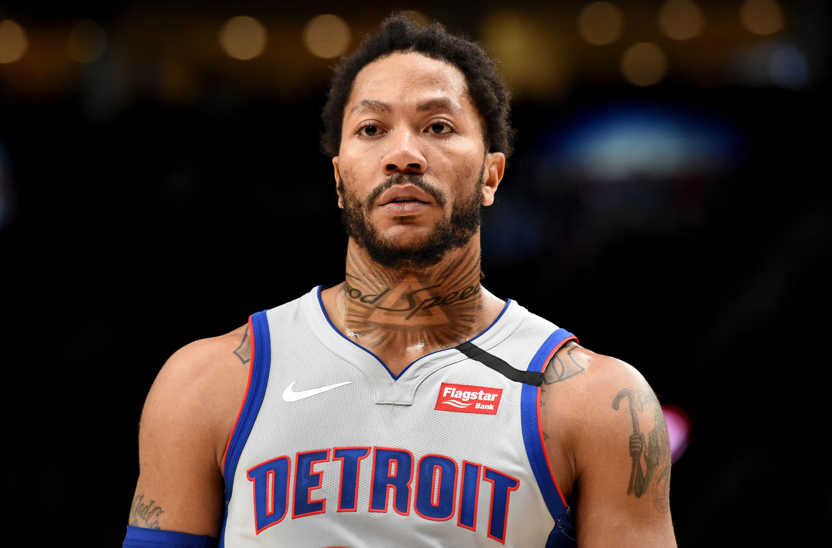 Detroit Pistons 3 Ways The Organization Can Utilize Derrick Rose In 2021