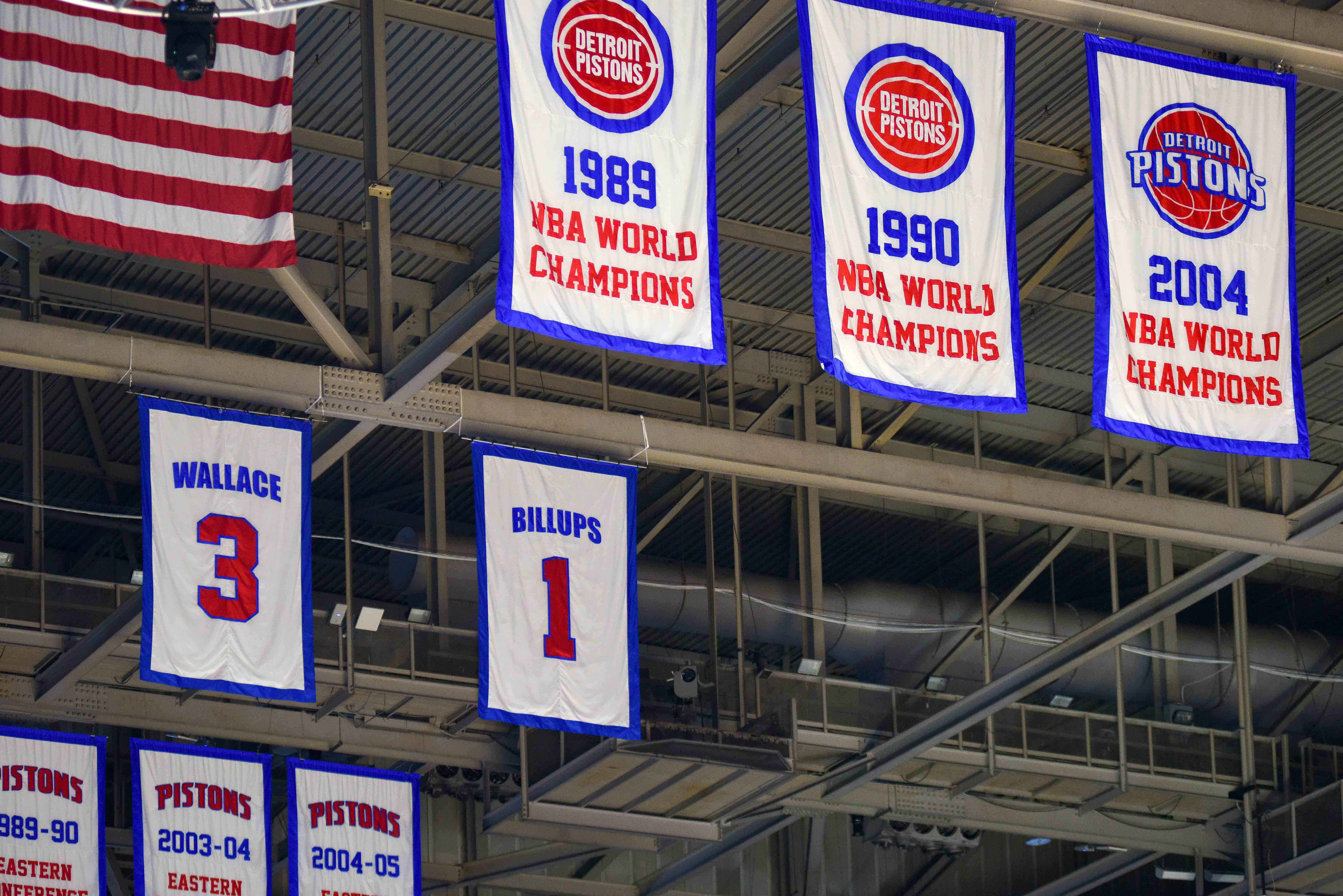 Detroit Pistons All Time Roster The Best Players In Franchise History